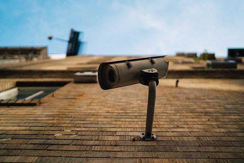 Telecamere e sistemi di visione per il parcheggio