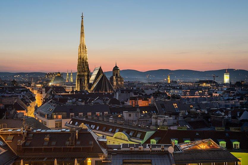 Nuova installazione di sensori NB-IoT a Vienna