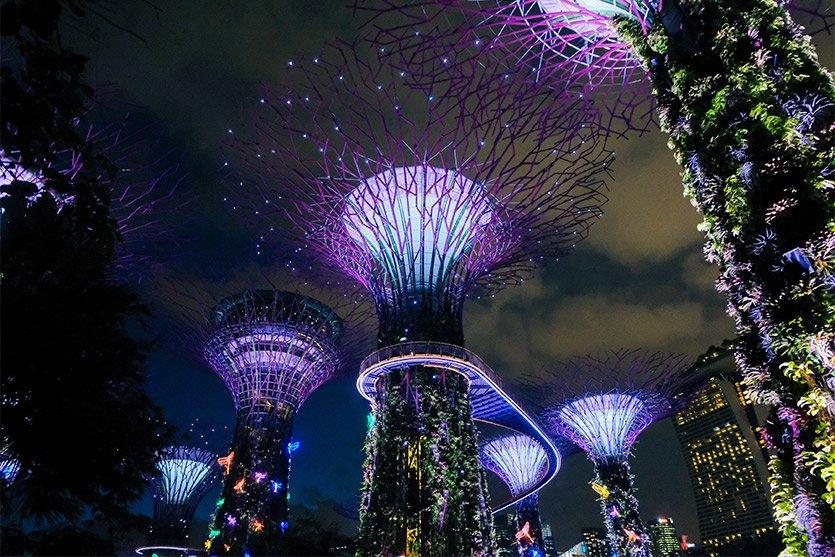 Smart Parking Systems® a Singapore con Nokia
