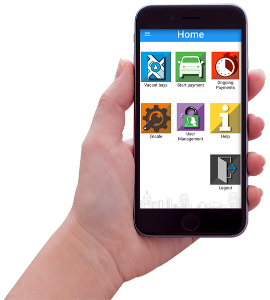 4 Park - Smart parking app > Smart Parking Systems - Intercomp