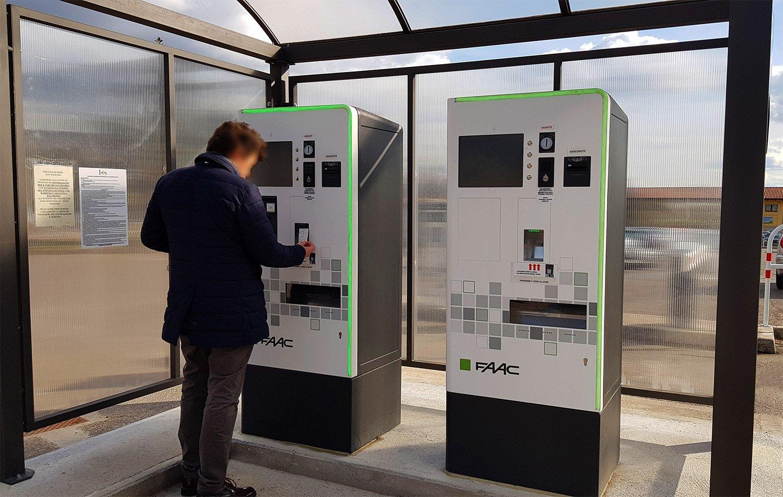 Smart Parking Systems a Negrar